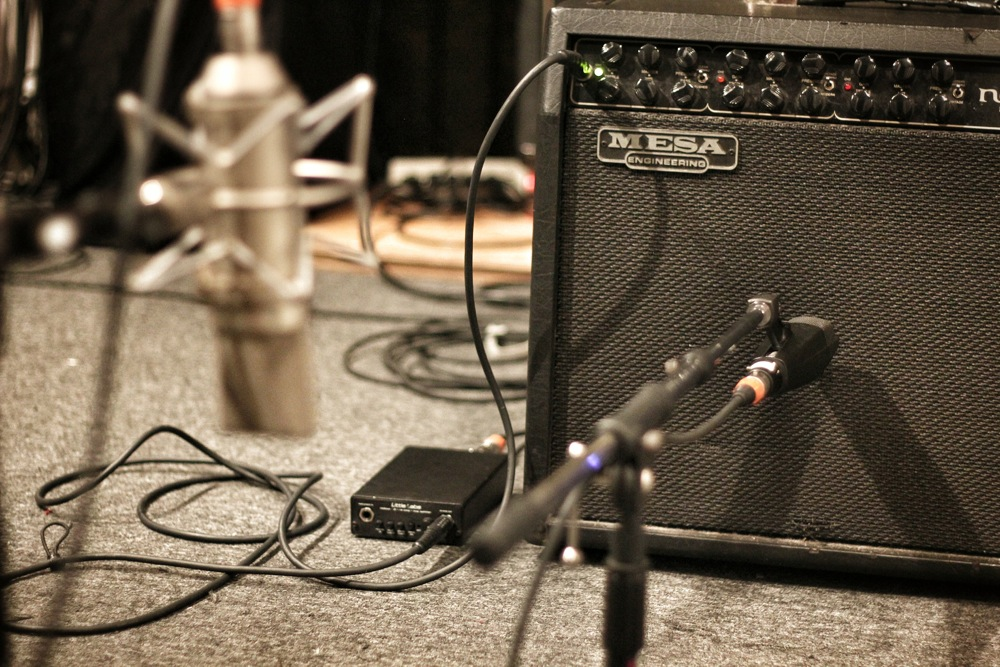 Reamping Bass